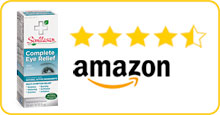 amazon four and a half star ranting - complete eye relief
