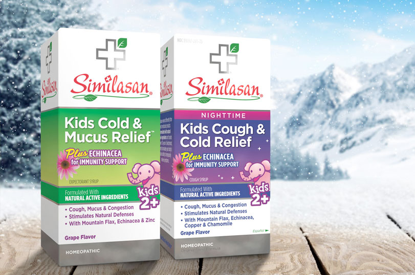 Kids cold and cough syrups