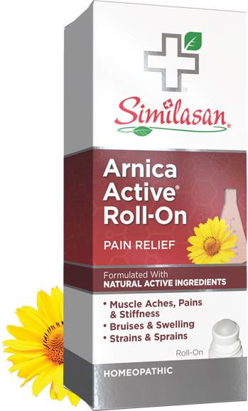 Similasan Arnica Active Roll on