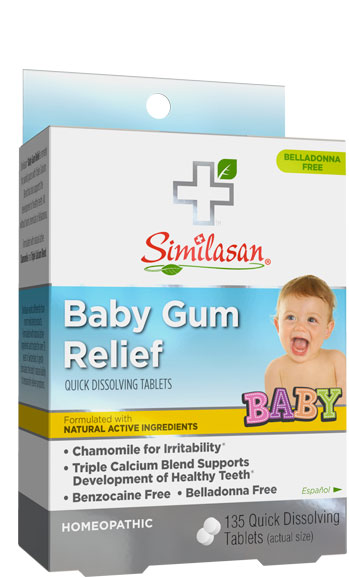 Similasan Baby Gum Relief
