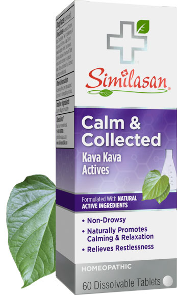 Similasan Calm & Collected Tablets