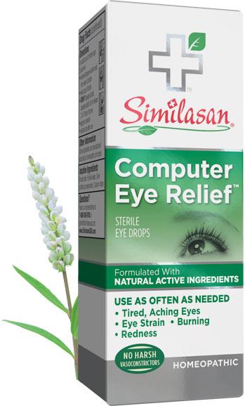 Computer Eye Relief Computer Eye Drops Similasan Usa