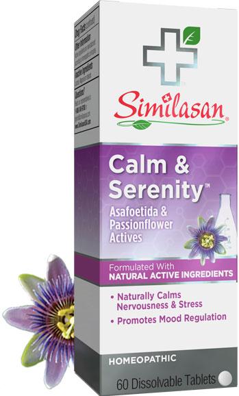Similasan Calm & Serenity Tablets