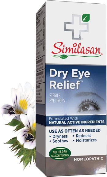 Dry Eye Relief Dry Eye Drops Dry Eye Treatment Similasan Usa