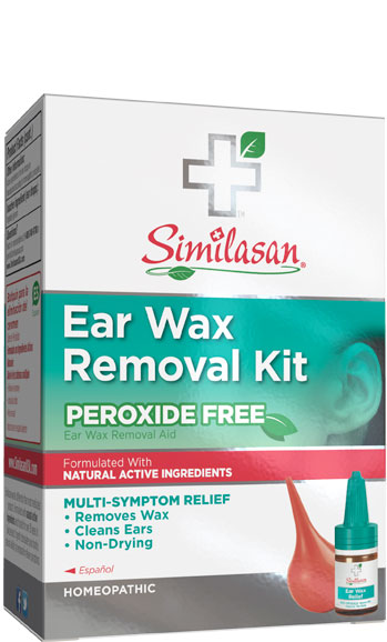 Similasan Ear Wax Removal Kit