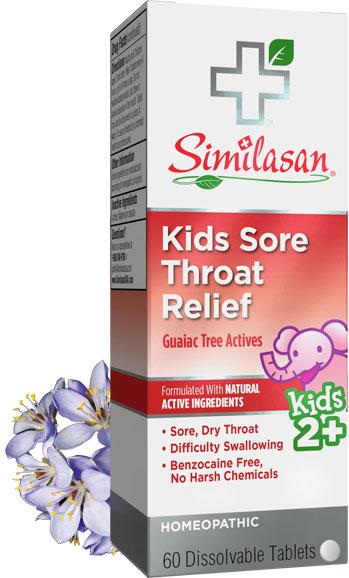 Similasan Kids Sore Throat Relief