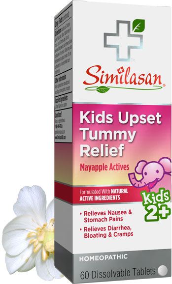 Similasan Kids Upset Tummy Relief