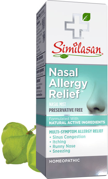 Similasan Nasal Allergy Relief