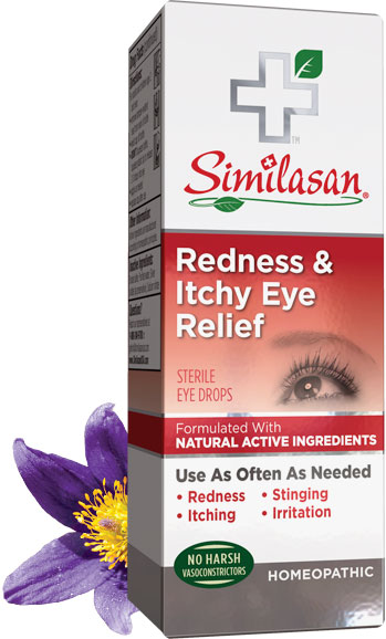 Similasan Redness and itchy eye relief