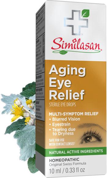 Alivio para el Envejecimiento Ocular