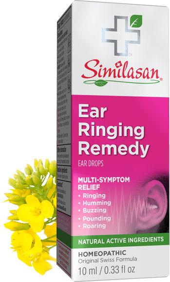 Remedio de Zumbido en el Oído