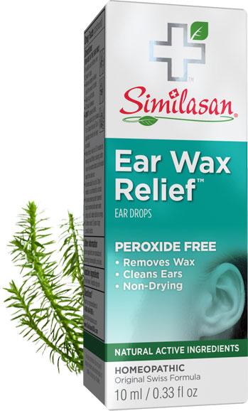 Similasan Ear Wax Relief