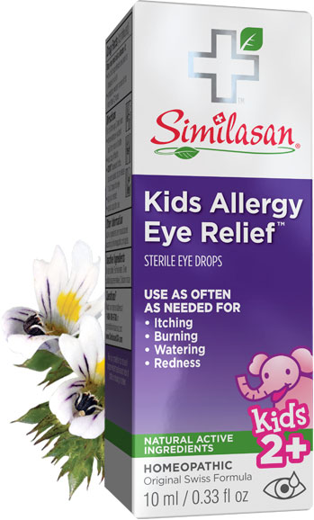 Kids Allergy Eye Relief