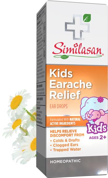 Kids Earache Relief