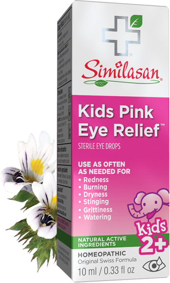 Kids Irritated Eye Relief