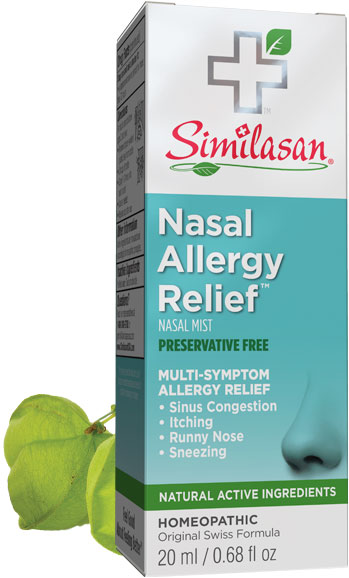Similasan Nasal Alergy Relief
