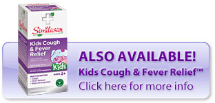 kids cough and fever relief syrup