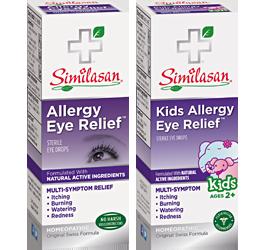 Allergy Eye Relief Allergy Eye Drops Allergy Eye