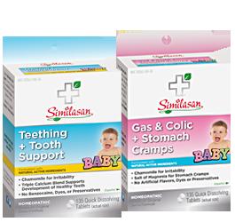 Baby Teething Amp Gas Similasan Usa