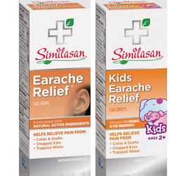 Earache Relief Earache Drops Ear Drying Aid