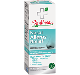 Nasal Allergy Relief Gentle Nasal Mist Allergy