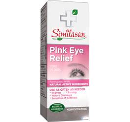 Pink Eye Relief Pink Eye Drops Pink Eye Treatment