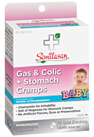 similasan baby gas and colic plus stomach cramps