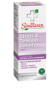 stress and tension relief