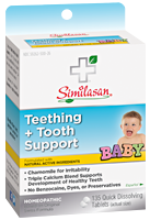 similasan baby teething and tooth support