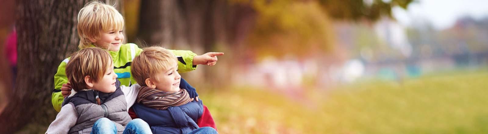 Alivio la Garganta irritada en Niños