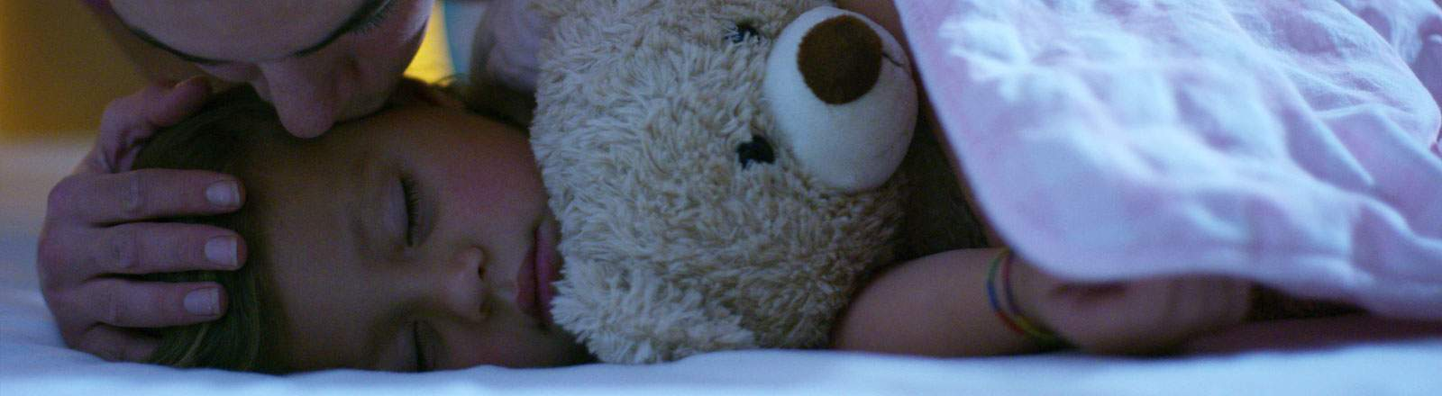 Alivio Nocturno para la Tos y los Resfriados Infantiles con Equinácea como complemento inmunológico