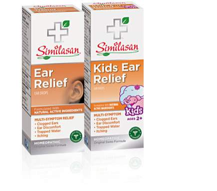 Ear Relief and Kids Ear Relief