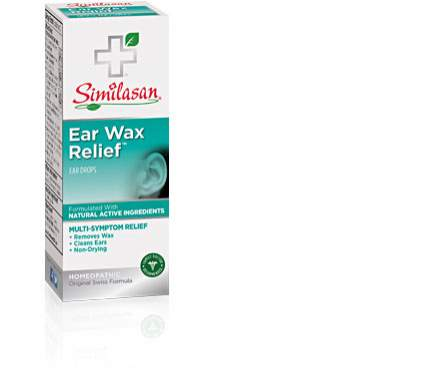 Ear wax relief