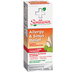 Allergy & Sinus Relif