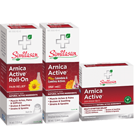 similasan arnica active