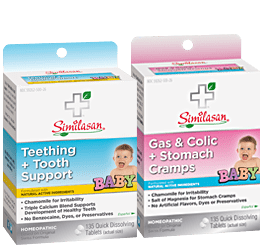 similasan baby teething plus tooth support