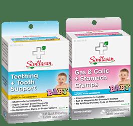 similasan baby teething plus tooth support