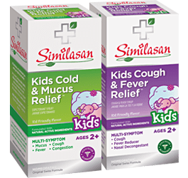 Kids Cold and Mucus Relief - Kids Cough Relief