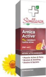 arnica active spray