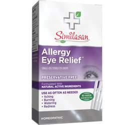 Alivio Para la Alergia Ocular Uso Individual