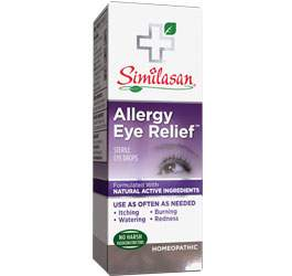 Alivio para la Alergia Ocular