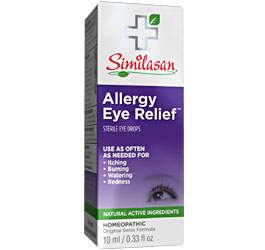 allergy eye relief eye drops