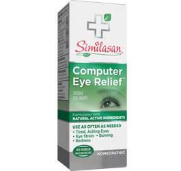 Alivio para los Ojos Cansados por la Computadora