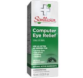Gotas Alivio Para Los Ojos Cansados Por la Computadora