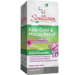 kids cold and mucus relief