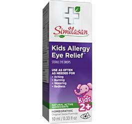 kids allergy eye relief eye drops