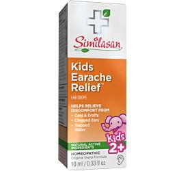 Kids Earache Relief ear drops