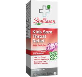 Kids Sore Throat Relief