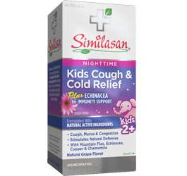Nighttime Kids Cough and Cold Relief