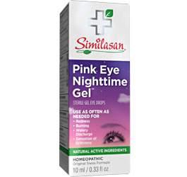 pink eye nighttime gel